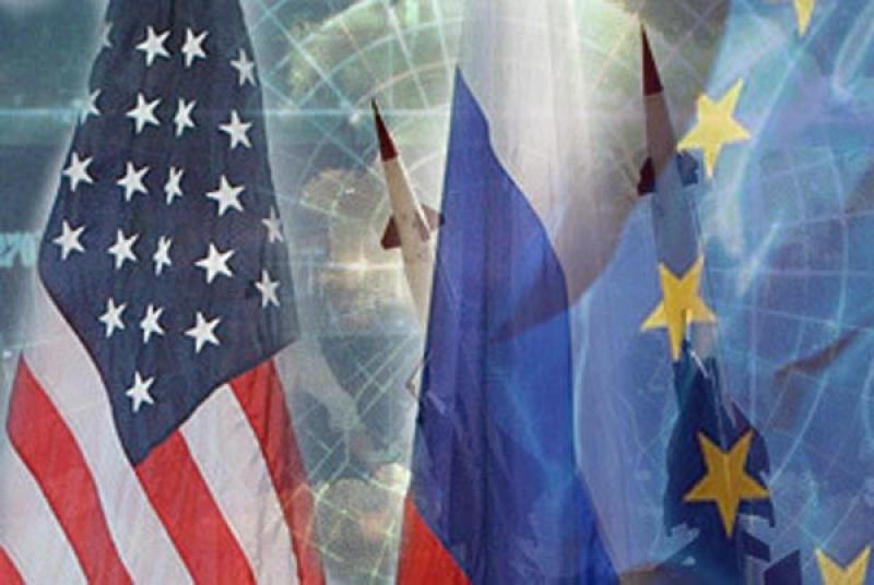 Национальные интересы развития России в условиях противостояния с Западом