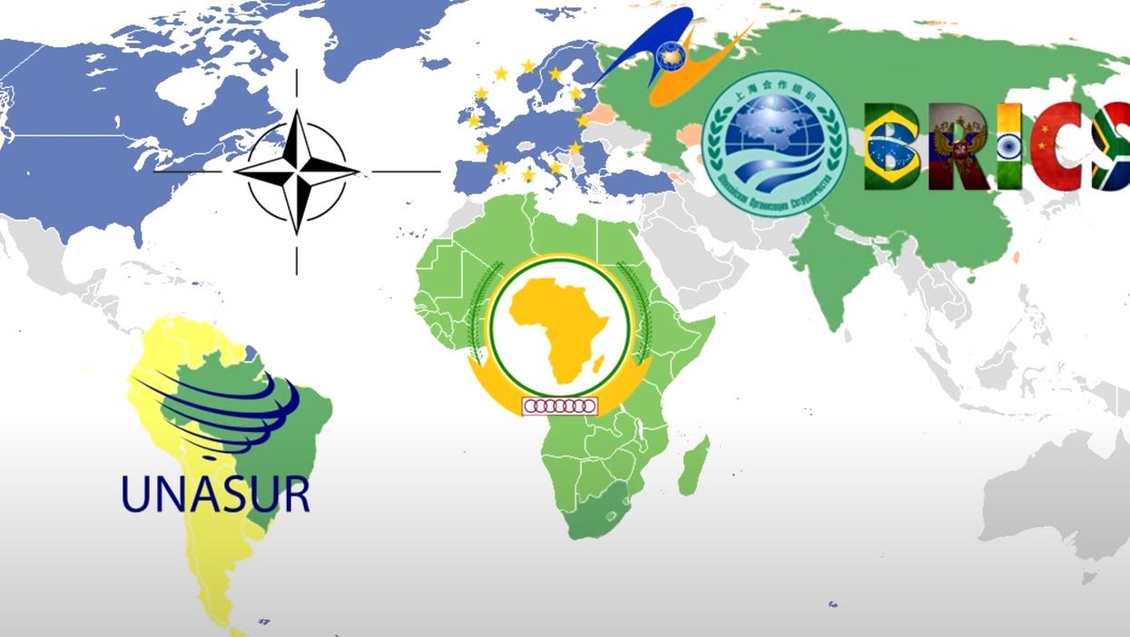 Глобальные мировые вызовы и взгляд на наше будущее?