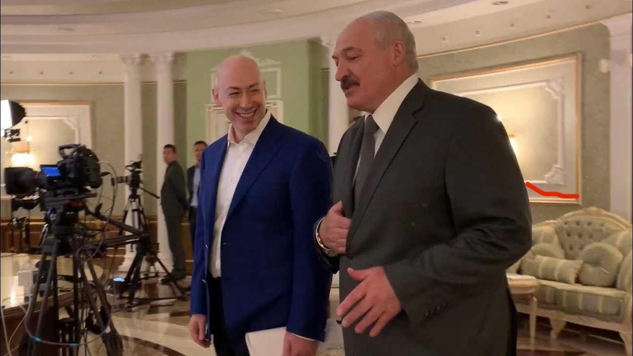Как русофоб Гордон внезапно стал топить против Лукашенко