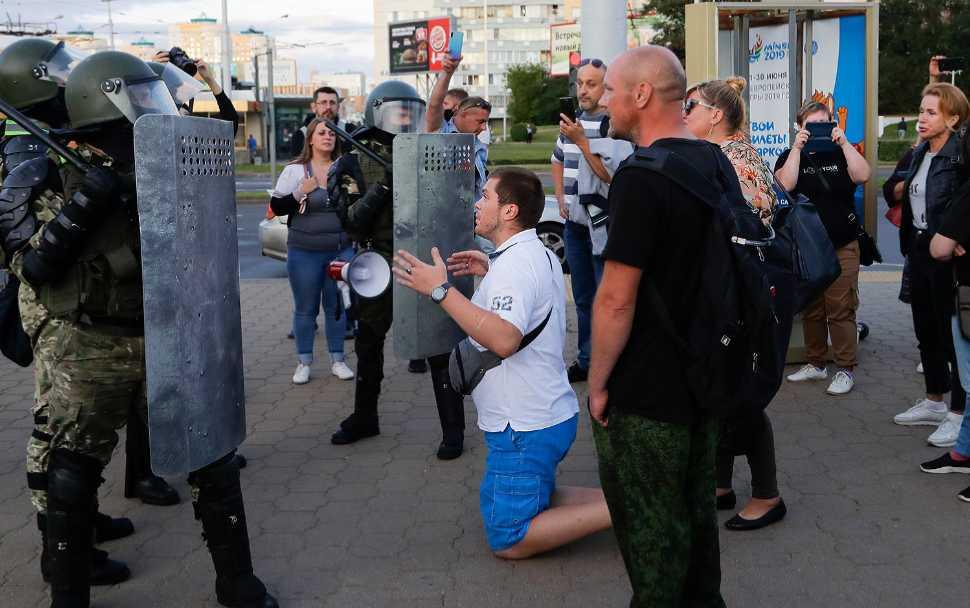 Тихановская готовит новые акции на выходные в Белоруссии