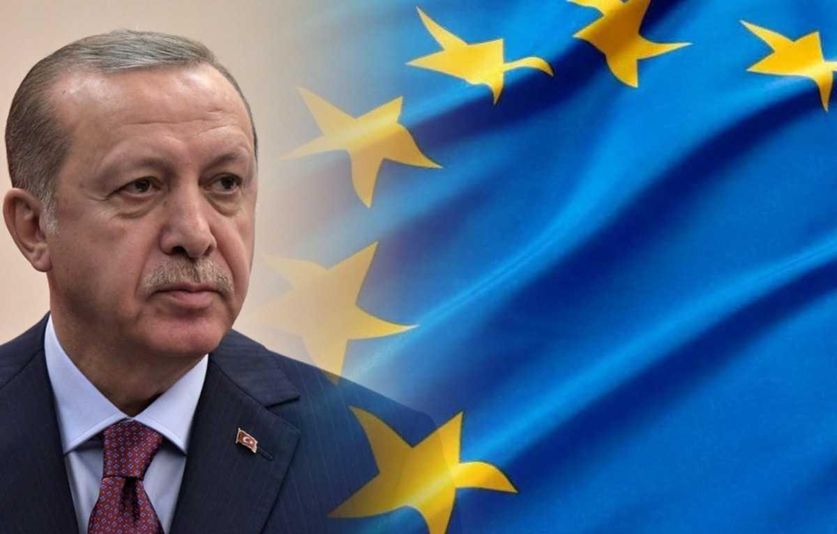 Турция нарывается на серьёзный конфликт с ЕС из-за незаконных поставок оружия в Ливию