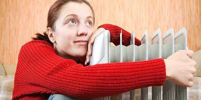 Смольный рассказал о задержке отопления в этом году