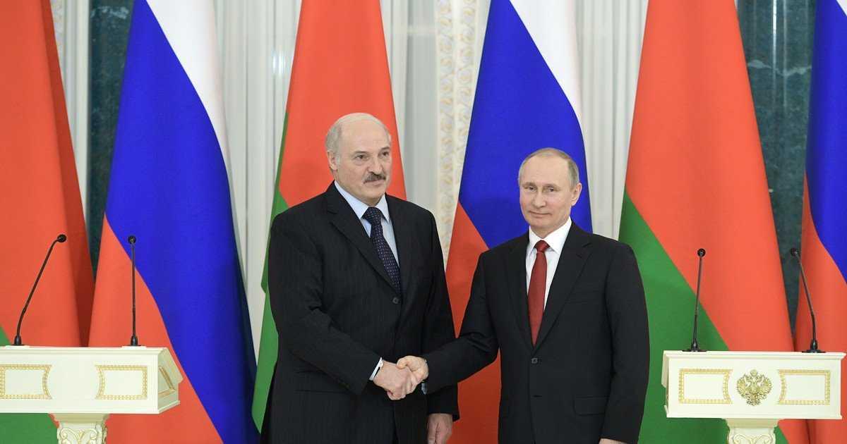 Запад стремится повторить в Белоруссии «украинский» сценарий
