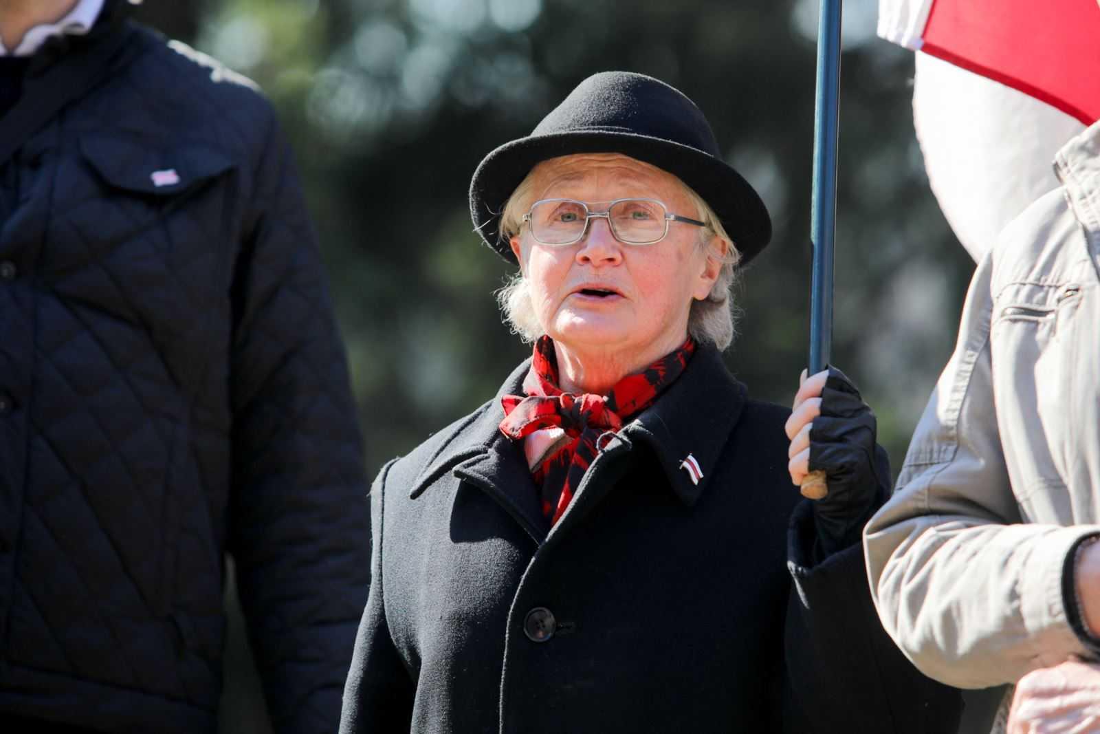 Как на «Беломайдане» в отчаянии стали использовать стариков