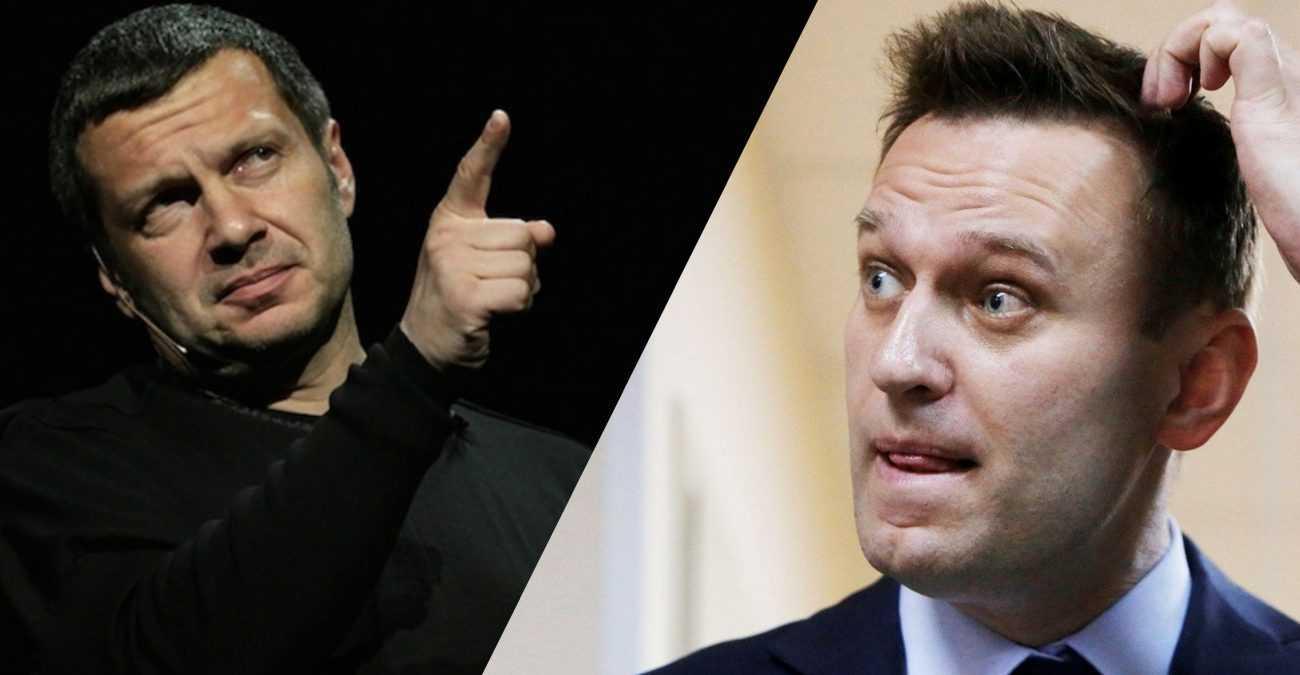 У Навального выявлены проблемы с мозгом после комы