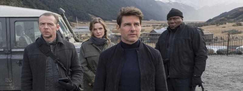 Съемки «Миссии невыполнима 8» отменили из-за Тома Круза