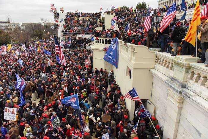 «Со скоростью и масштабом» – в США преследуют участников штурма Капитолия