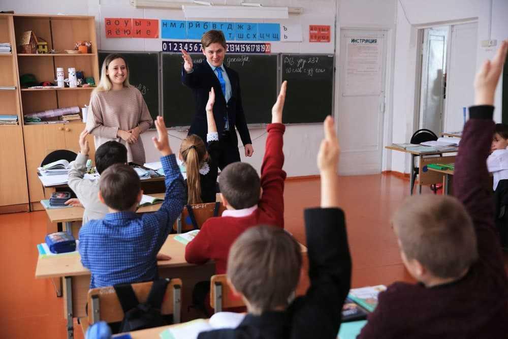 В школах Череповца появились учителя-дублеры