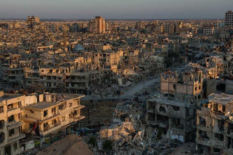 В Сирии снова разбушевался ИГИЛ