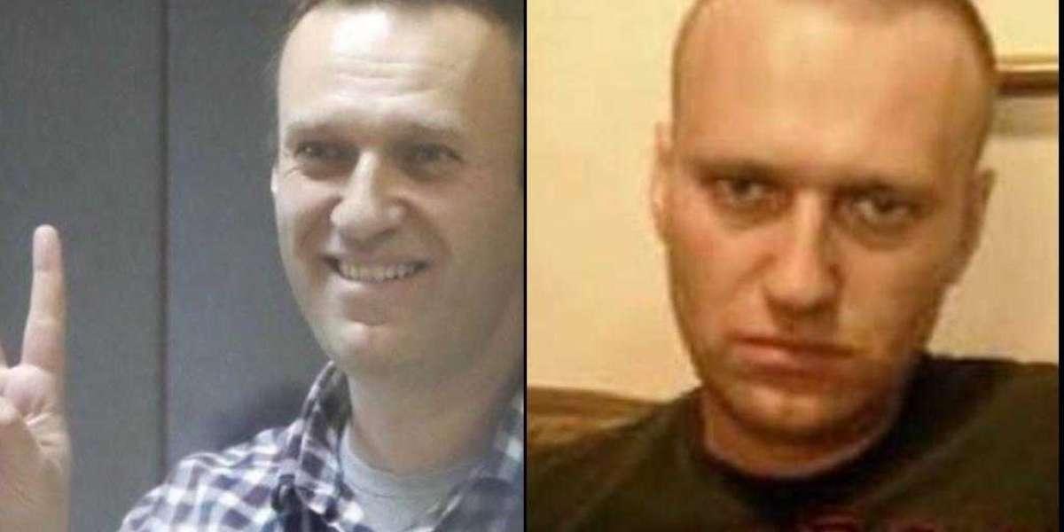 Лысый Навальный пишет в Инстаграм из колонии и делает отсылки к Оруэллу – как «оппозиционный» блогер сходит с ума
