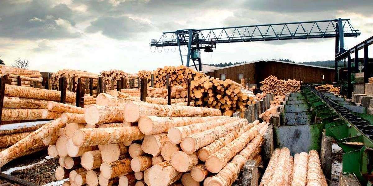Вывоз древесины из РФ вышел Поднебесной боком