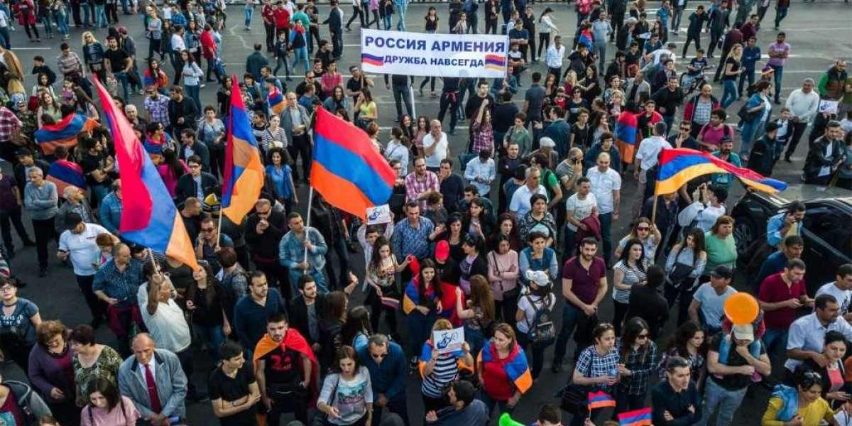Армения в составе России, или почему соседние страны могут войти в состав РФ