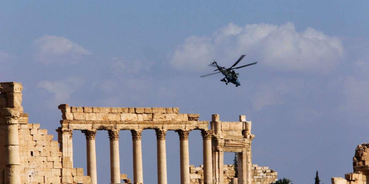 Операция по освобождению Пальмиры: вспоминаем, как 5 лет назад «ЧВК Вагнера» помогла Сирии вернуть древний город
