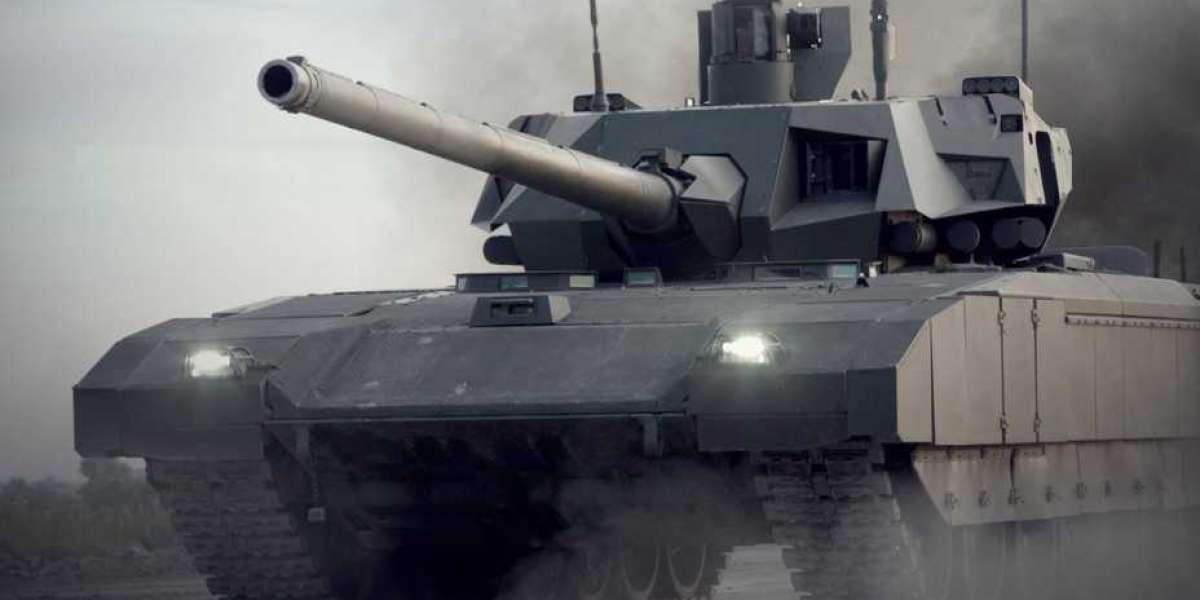 Молодая кровь: чем «Армата» принципиально отличается от Т-90М