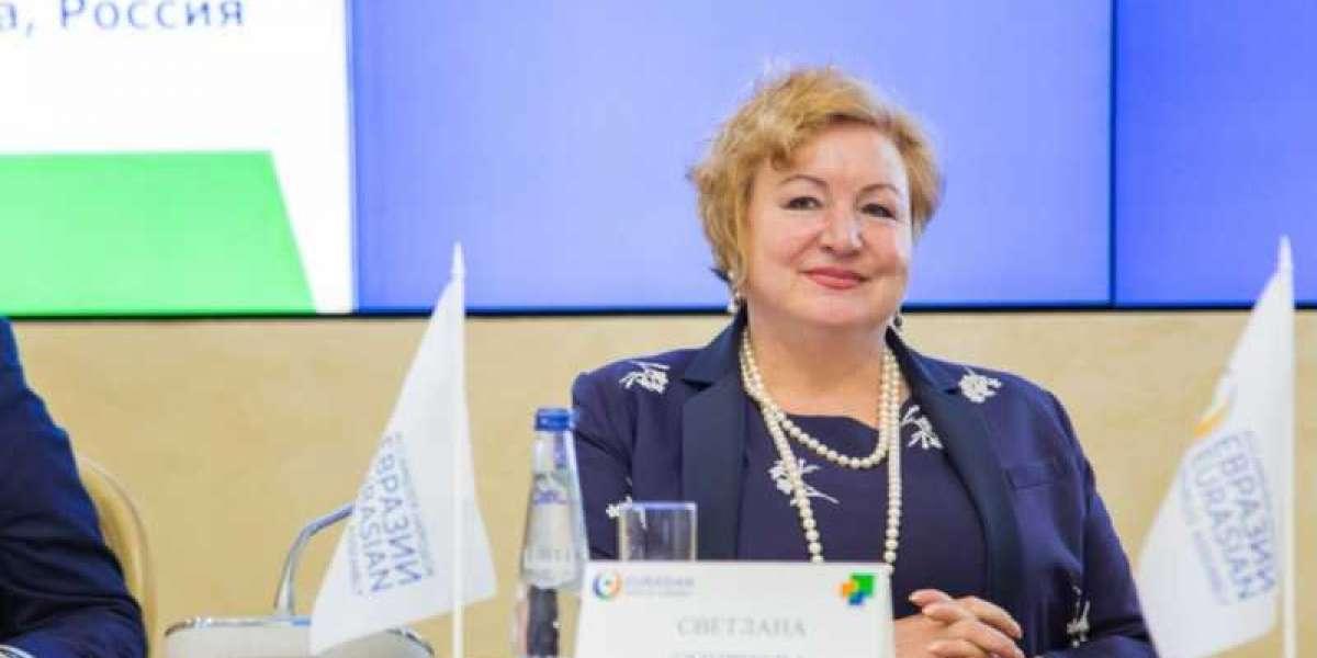 Светлана Смирнова приняла участие в международном круглом столе, посвященном презентации уникальной энциклопедии о предс