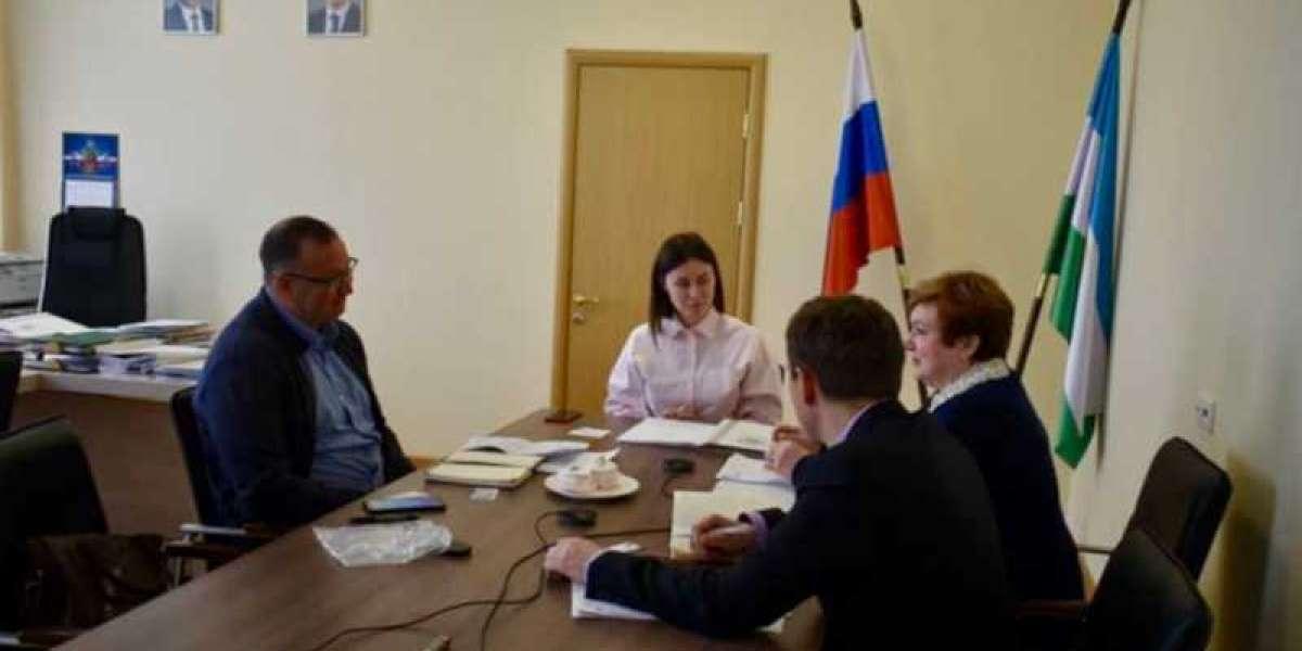 Светлана Смирнова находится с деловым визитом в Республике Башкортостан