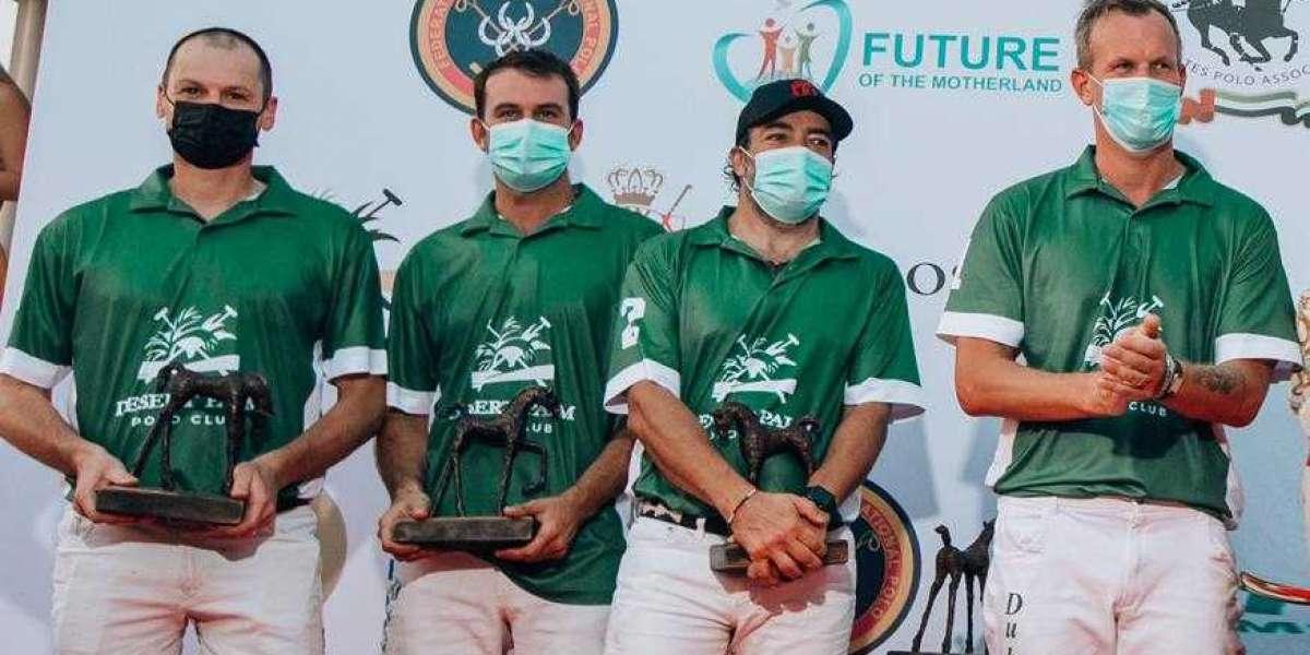 Дружеский матч по поло в ОАЭ открыл международную спортивную программу ПМЭФ -2021