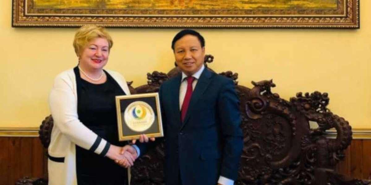 Международный круглый стол «Большое Евразийское партнёрство. Роль Вьетнама в формировании новых стратегических инициатив