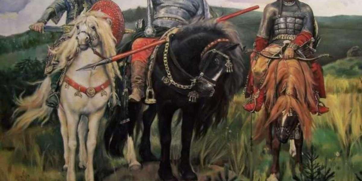 В Киеве русских трех богатырей объявили украинцами