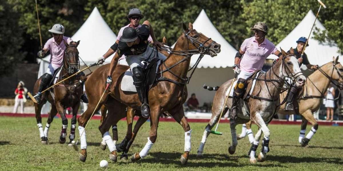Дружеский матч-поло в Дубае откроет международную спортивную программу ПМЭФ-2021