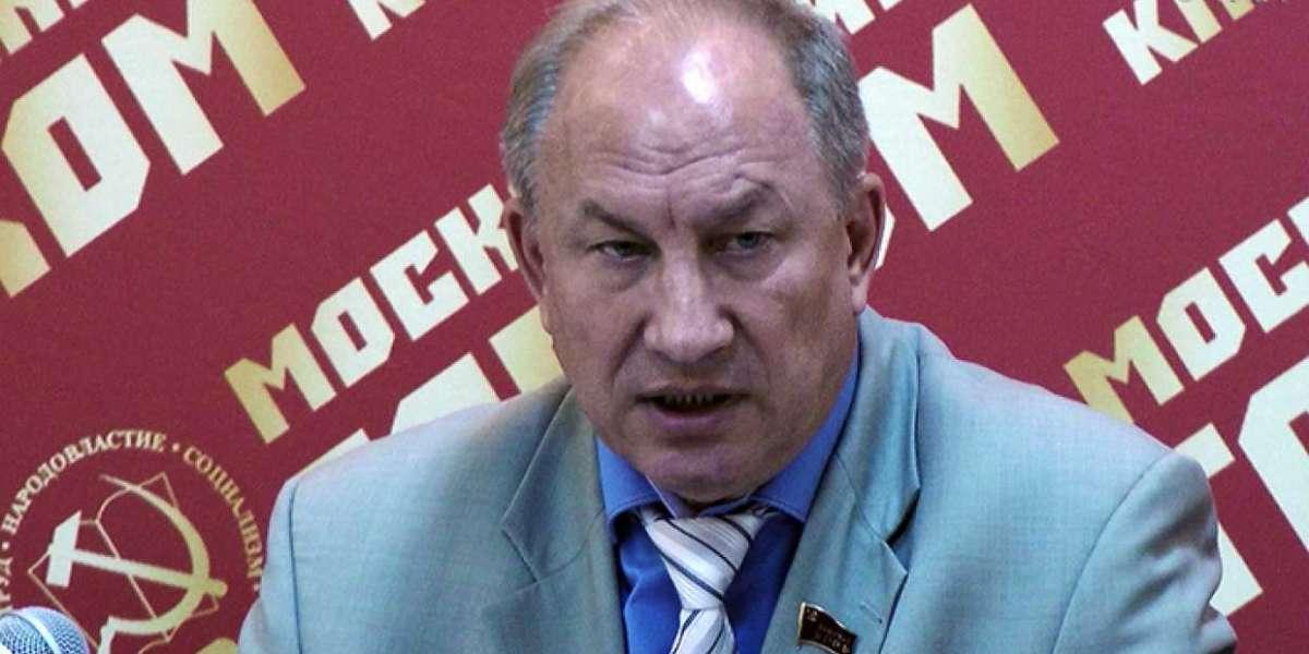 Коммунист Рашкин устраивает заговоры внутри КПРФ