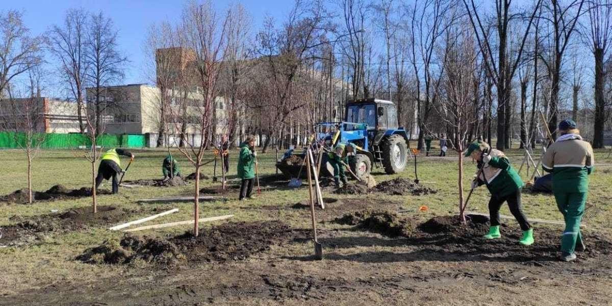Жители Невского района устали жизнь в грязи и токсичных свалках