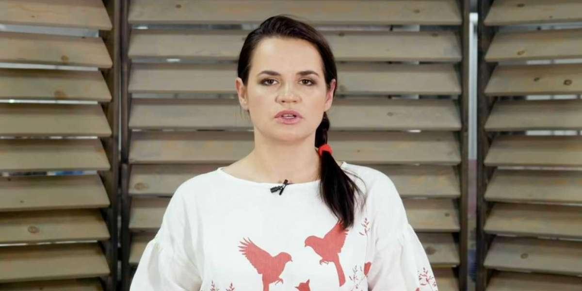 Политолог Самонкин: визит Тихановской в Донбасс может стоить ей карьеры