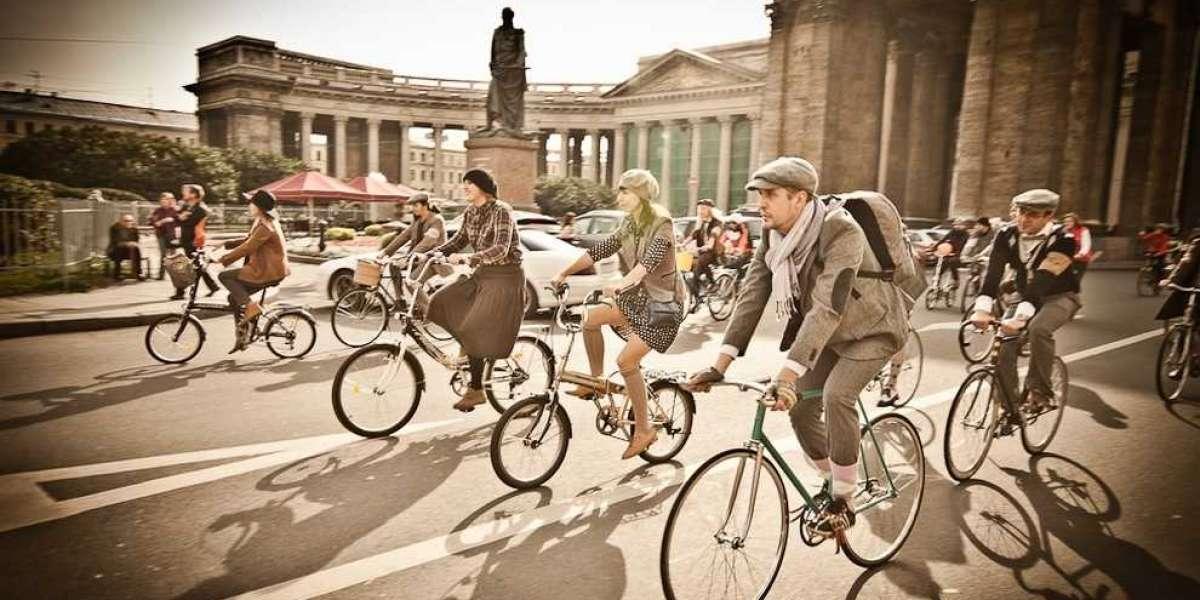 В Северной Столице появится ассоциация велосипедистов и пешеходов