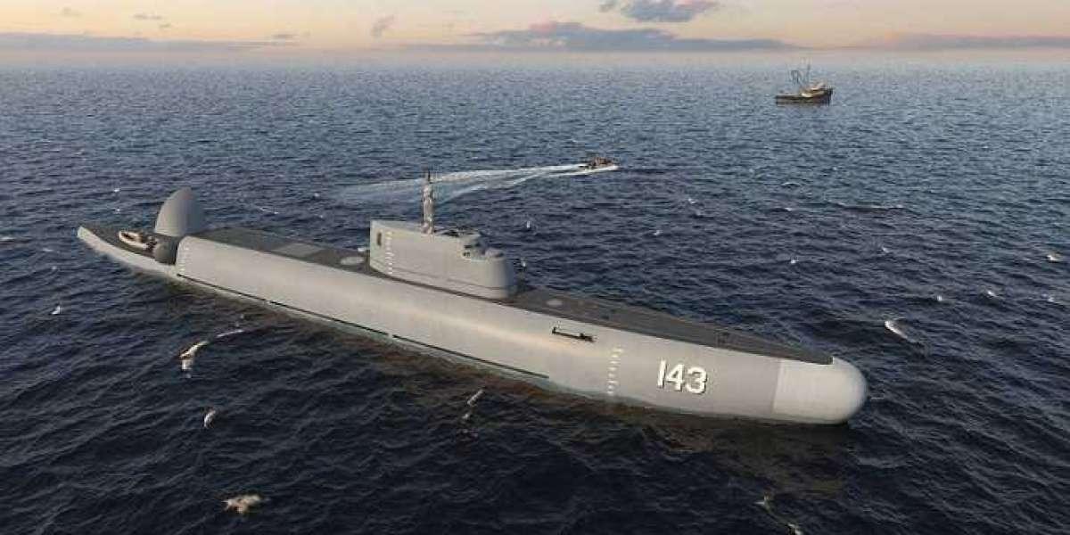 Проект ныряющего корабля BOSS продемонстрировали в России