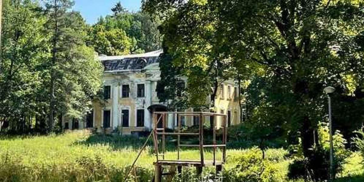 Графские имения в Шуваловском парке Петербурга убиты — Андрей Шпиленко
