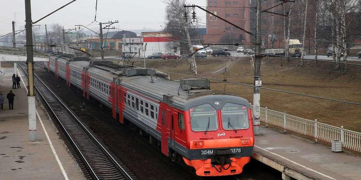 В Петербурге планируют внедрять электрички в агломерацию