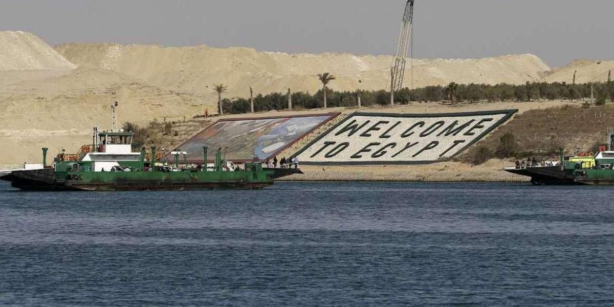 Подписано соглашение о расширении российской промышленной зоны в районе Суэцкого канала